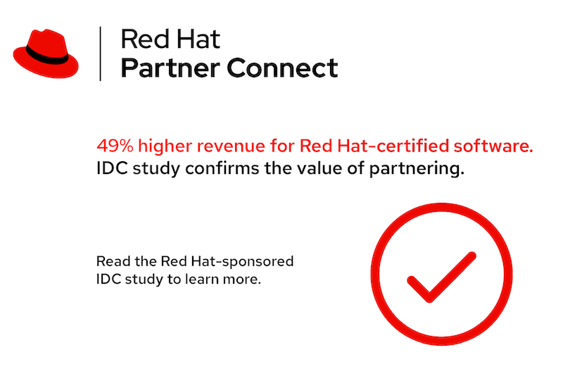 IDC study shows Partner Connect biz value